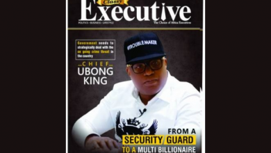 Photo of Classy Executive Magazine