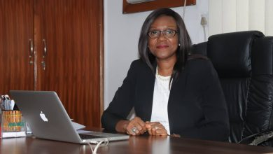 Photo of Mrs. Chidinma Iheme ,The Managing Director of Trans-Nationwide Express Plc (TRANEX)
