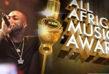 Photo of Davido Wins AFRIMA Artist Of The Year
