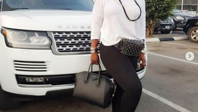 Photo of Empress Njamah Flaunts Her Range Rover After Timaya Saga
