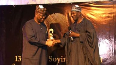 Photo of John Momoh Bags Lifetime Award For Investigative Journalism