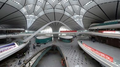 Photo of China opens N5.88 trillion new mega-airport