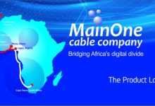 Photo of MainOne submarine cable lands in Cote d'Ivoire