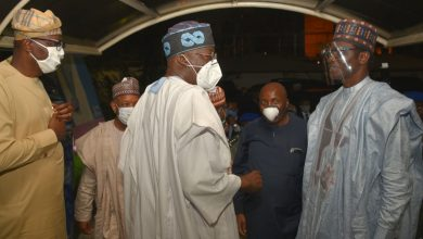 Photo of We've no differences to sort out in APC, says Tinubu