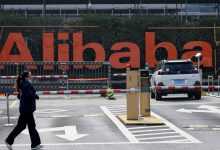 Photo of Alibaba shares soar as it plays down hit from record $2.78b fine