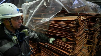 Photo of Copper, iron ore hit records as demand surges but stocks mixed