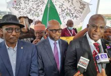 Photo of Buhari charges IOCs on gas exploitation as Train 7 commences