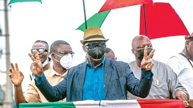 Photo of Obaseki holds victory rally, reassures on sustained development